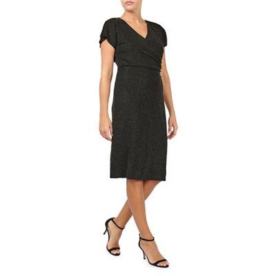 Jacques Vert Cross Front Dress