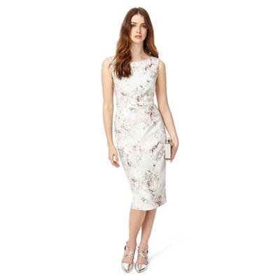 Phase Eight Devika Marble Print Dress