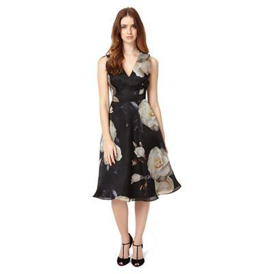 Phase Eight Black Charlize Dress