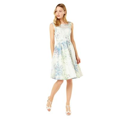 Phase Eight Multi-Coloured Isadora Floral Dress