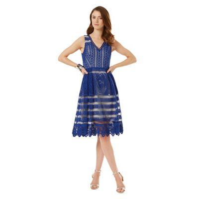 Phase Eight Bondi Blue Camille Lace Dress