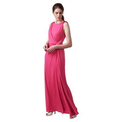 Phase Eight Hot Pink Chelsea Full Length Dress