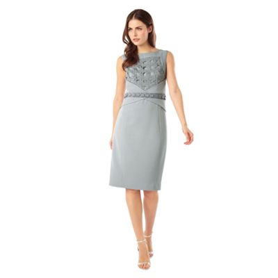 Phase Eight Mist Dress Two