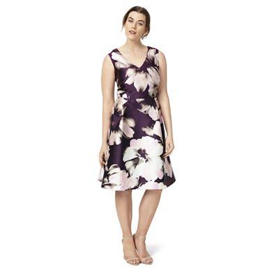 Studio 8 Sizes 12-26 Multi-coloured frankie dress