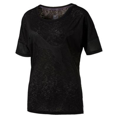 Puma Women's Black Loose t-shirt
