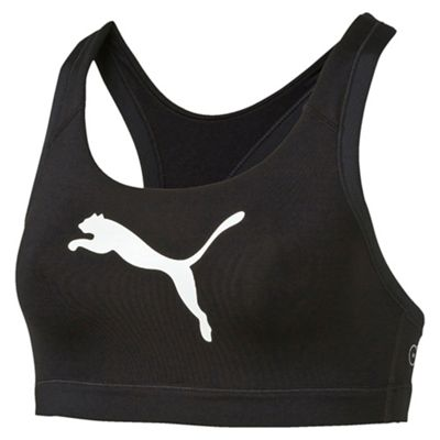 Puma Women's Black Pwrshape Forever bra