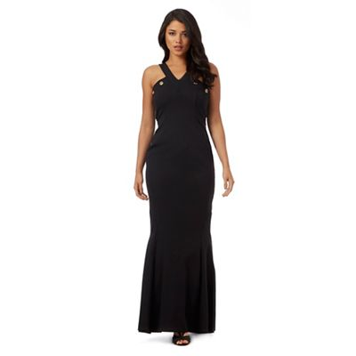 Ariella London Black 'Nancy' maxi dress