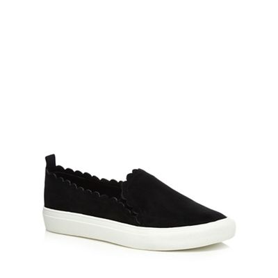 Black 'Kenny' trainers