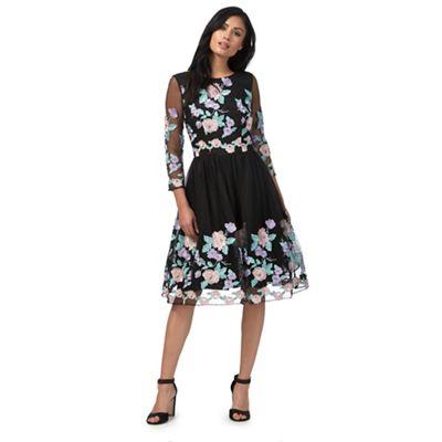 Black 'Caitlyn' dress