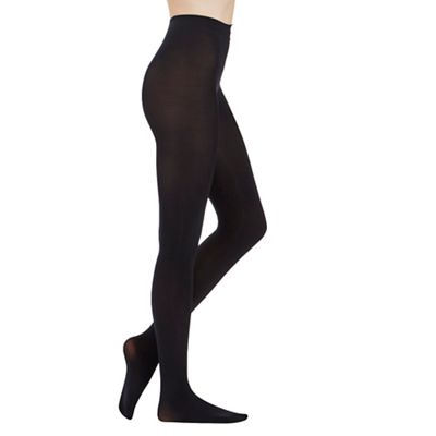 Aristoc Black 50 denier opaque tights