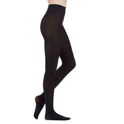 Aristoc Black 50 denier opaque tights
