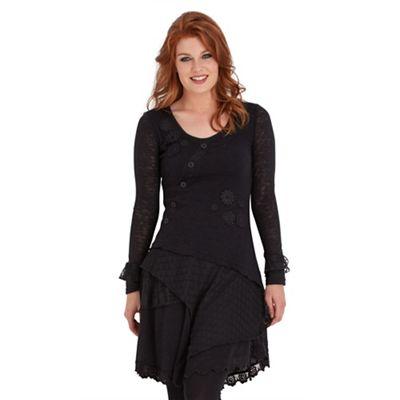 Black amazingly versatile dress