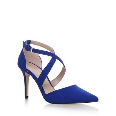7d1e088140d Carvela Blue  Kross 2  high heel sandals