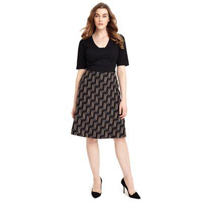 Black Carmen dress