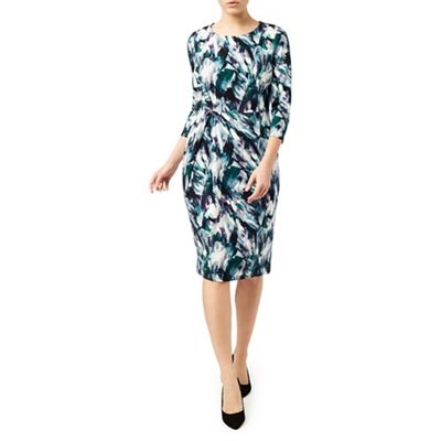 Artisan Print Dress