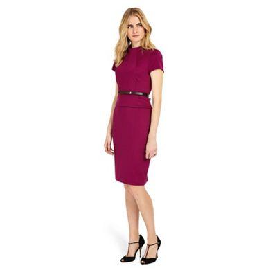 Garnet Darcy belted dress