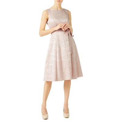 Lazer flower dress