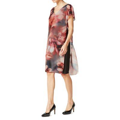 Chiffon & Jersey Printed Tunic