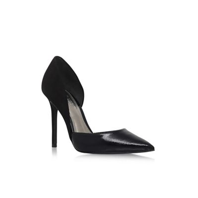 Black 'Assort' high heel court shoes