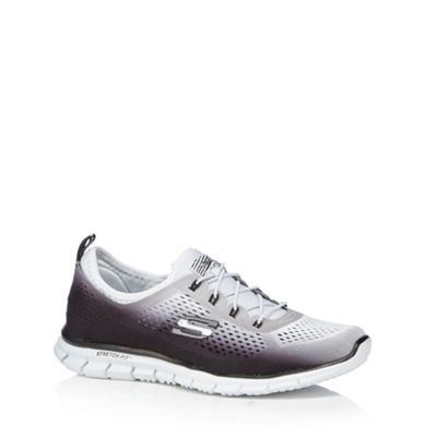 Black 'Glider Fearless' trainers