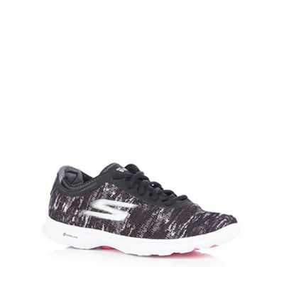 Black 'Go Step - One Off' trainers