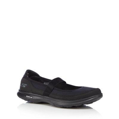 Black 'Go Step Original' shoes