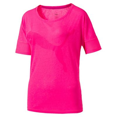 Women's Bright pink Loose t-shirt