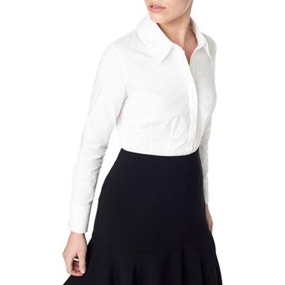 Beth White Shirt