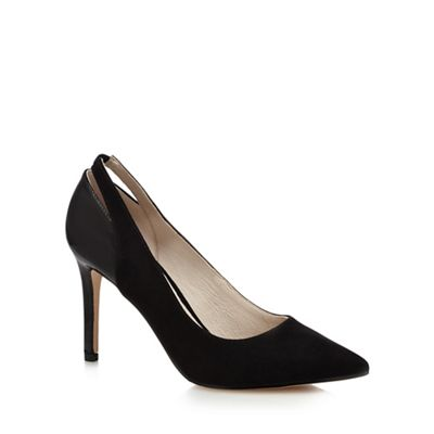 Black 'Callie' high court shoes