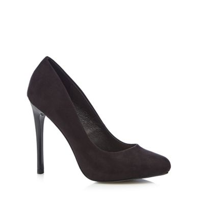 Black 'Candy' high court shoes
