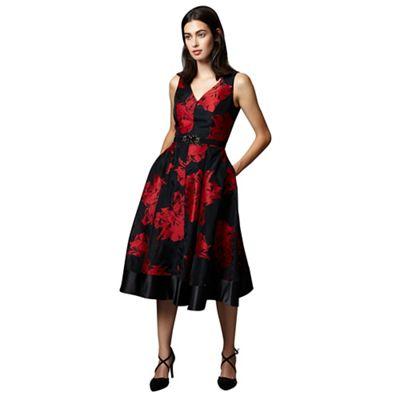 Aviana Placement Dress