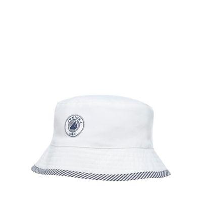 Baby boys  white fisherman hat 80f168c2b76