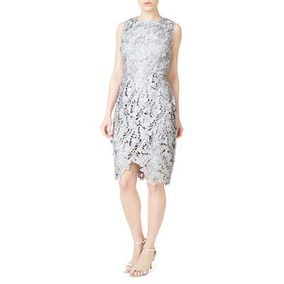 Petite ayda lace dress