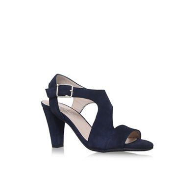 Blue 'Simona' high heel sandals