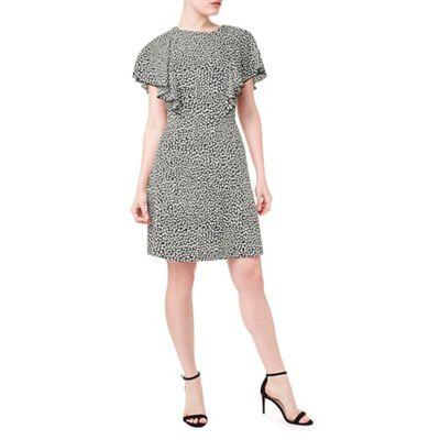 Jeff Banks Petite Print Dress