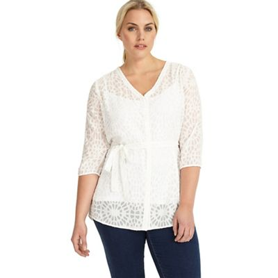 Sizes 12-26 holly blouse