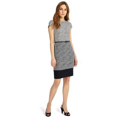 Clare colour block dress