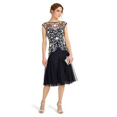 Blue Ursula Tulle Dress