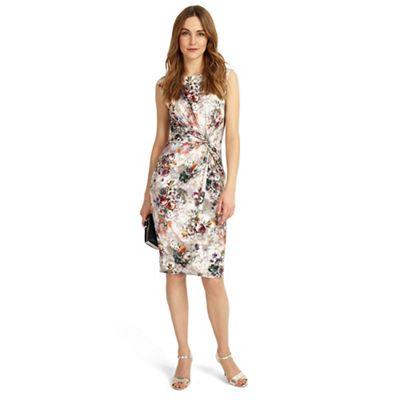 Debenhams Exclusive - Multi-coloured 'Saphire' print dress
