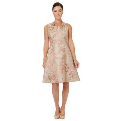 Ivory 'Ginger' mother of the bride dress