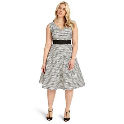 Sizes 12-26 Celeste Dress