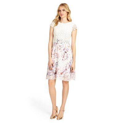Multi-coloured florence dress