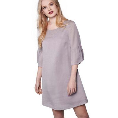 Grey tunic dress