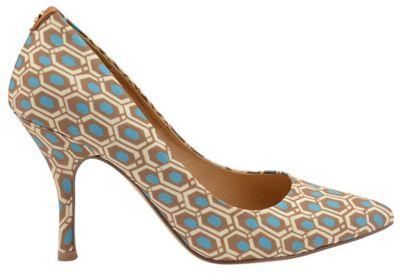 V&A Aqua 'Helena' ladies court shoes