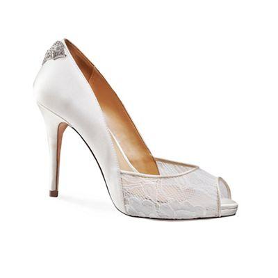 Platform peep toe 'Caitlin' shoes
