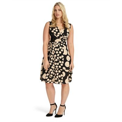 Sizes 12-26 alissa dress