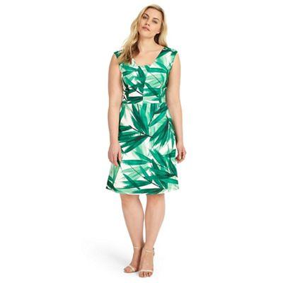 Sizes 12-26 Thea Dress