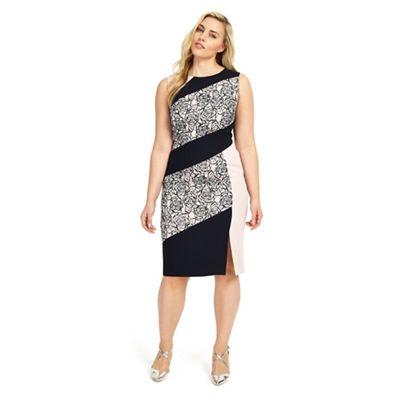 Sizes 12-26 Victoria Dress