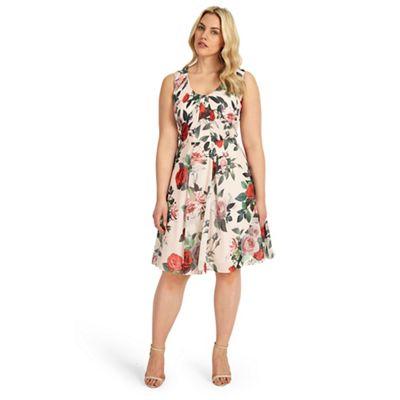 Sizes 12-26 Amily Dress