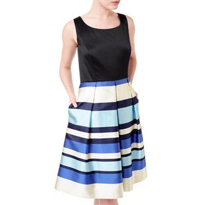 Jeff banks petite stripe dress